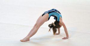 Gymnastique compétition Lure